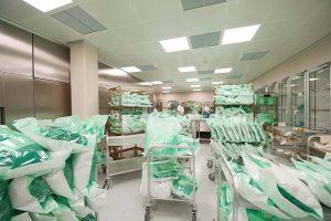 centro di sterilizzazione