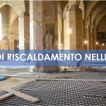 Impianti di riscaldamento nelle chiese