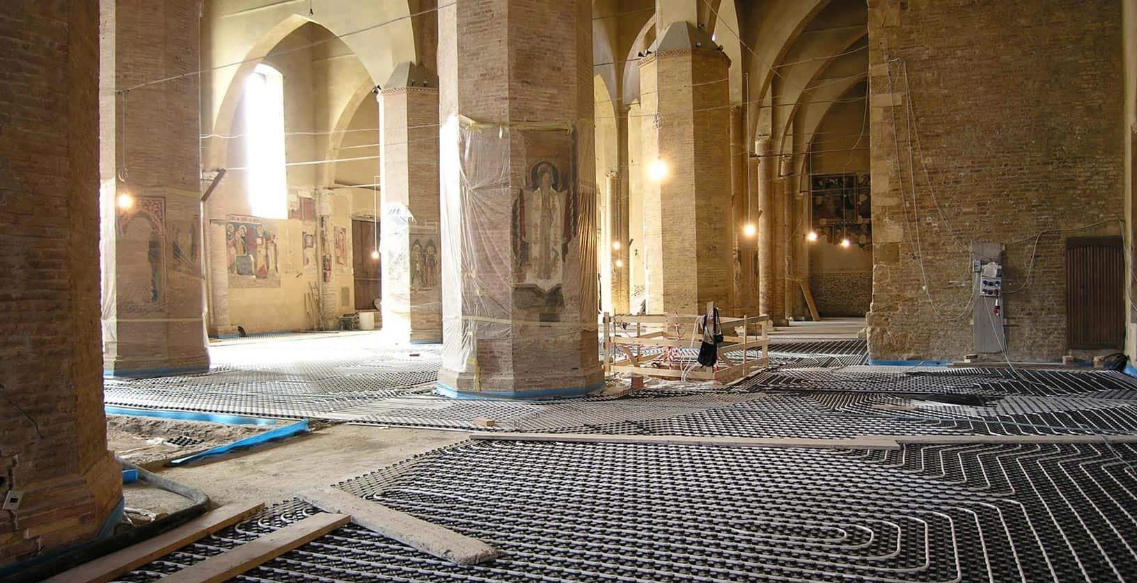 Il riscaldamento delle chiese di culto di interesse storico ed in  particolare 5404c2f687b