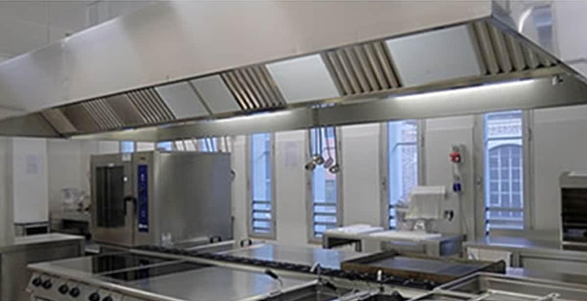 Climatizzazione Cucine Studio Termotecnico Trovato