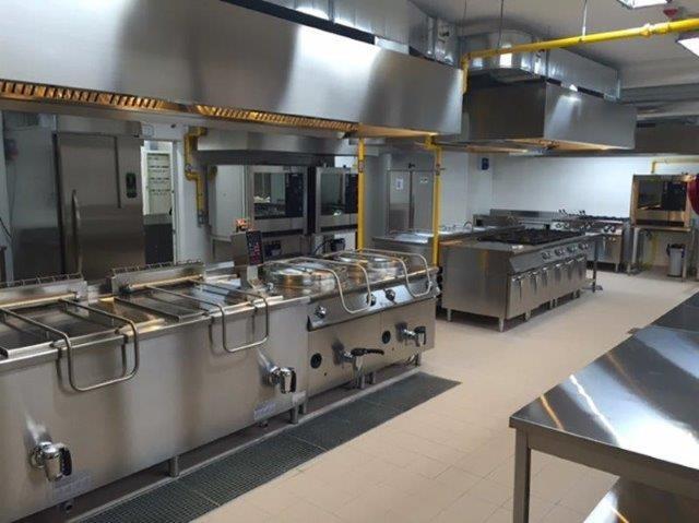 Impianti a Gas a servizio delle cucine professionali e centri ...